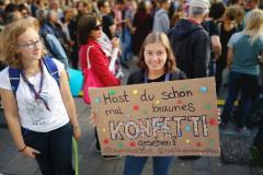 Demo Bayern bleibt bunt am 06.10.18