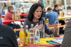Eva-Maria Schreiber, Die Linke